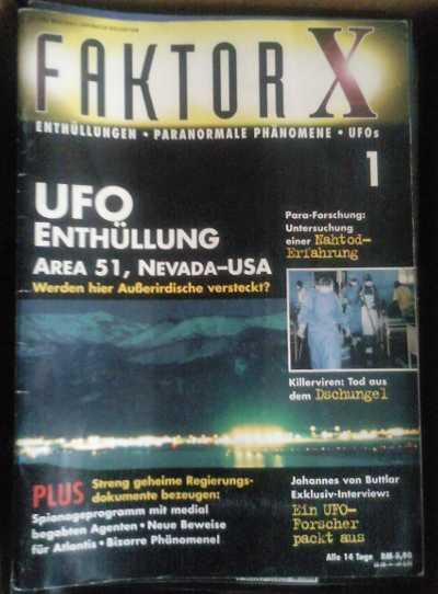 Faktor X Magazin