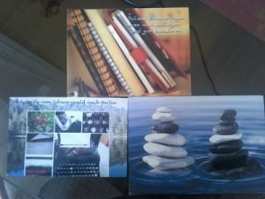 Postkarten vom Postkarten Swap