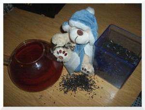 Teeparty vom Teddy Bär