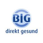 BIG Direkt Gesund - Logo