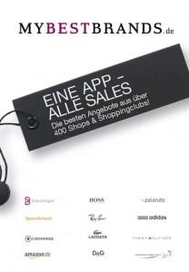 Iphone-App MyBestBrands