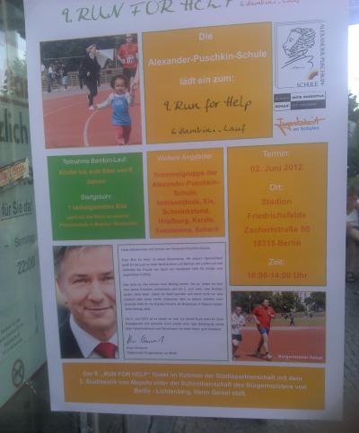 Run for Help - Berlin Lichtenberg