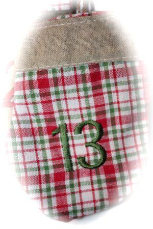 13. Türchen des Blogger-Adventskalenders