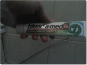 Zahnpasta-Tube